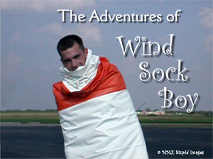Wind Sock Boy!